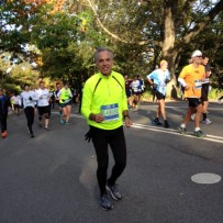 Thank you Jim for running the marathon!
